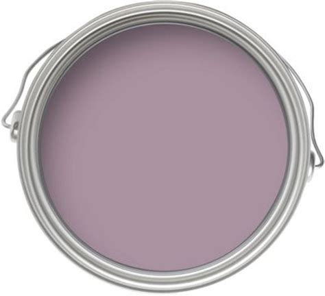 homebase crown period colours velvet plum flat matt emulsion paint 2 5l customer reviews