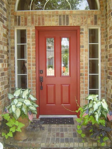 front door color how a home stager choose the new color on own front