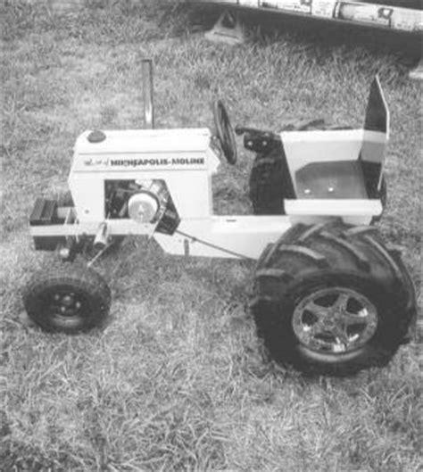 deere motorized tractor farm show motorized pedal tractors