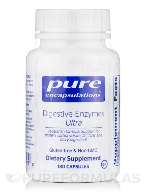 digestive enzymes digestive enzymes ultra 180 capsules