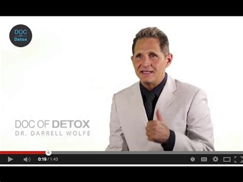 Dr Wolfe Detox by Ear Nose And Throat Infections With Dr Darrell Wolfe