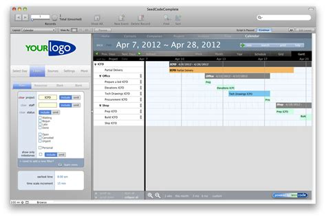 Filemaker Time Card Template Free by Seedcode Complete Seedcode