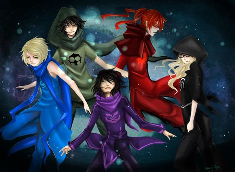 homestuck awesome drawings fankids session homestuck commission by