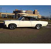 Find Used 1964 Gto Convertible Tri Power Soft Pro Touring