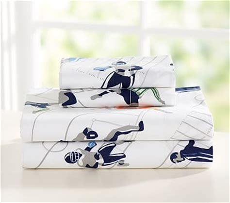 Pottery Barn Track My Order Sports Sheet Set Pottery Barn Kids