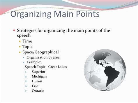 pattern of organization in persuasive speech organizational patterns for speeches
