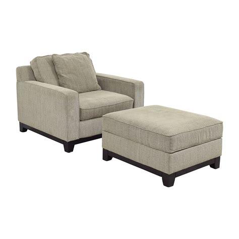grey chair and ottoman 36 macy s macy s clarke grey chair and ottoman chairs