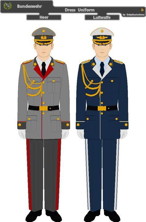 wip fictional bundeswehr marshalls by