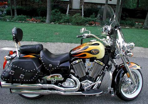 Motorrad Cruiser Victory by 2003 Victory Deluxe Classic Cruiser