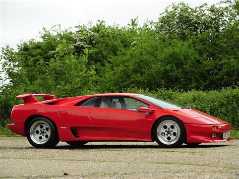 1990 Lamborghini Diablo 1990 Lamborghini Diablo Uk Spec Supercar Supercars Gn