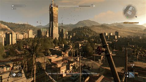 Dying Light Ps4 by Dying Light Ps4 Review Stumbling On The Roof Tops Usgamer
