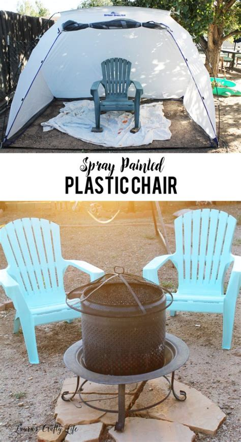 Best Spray Paint For Plastic Chairs - spray paint plastic chairs s crafty