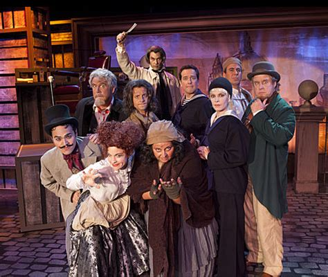 The Office Sweeney Todd by The Players Present Sweeney Todd Sort Of