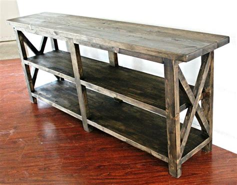 images of rustic tables rustic console table images console table rustic