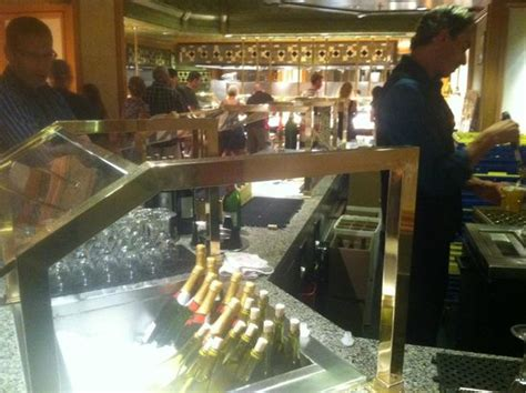 mandalay bay buffet reviews wine bar note there is still a line for the stuff picture of mandalay bay bayside