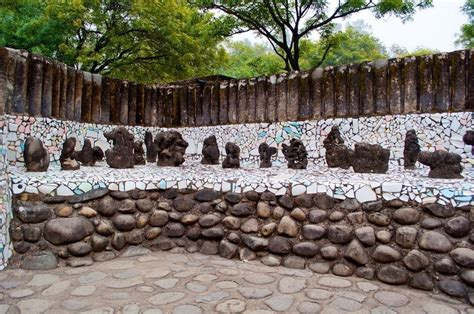Pics Of Rock Garden Chandigarh The Rock Garden Of Chandigarh Amusing Planet