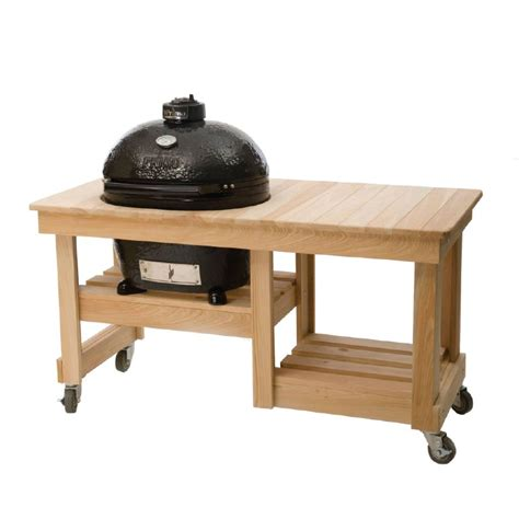 Primo Large Grill by Primo Grill Oval Large Cyprestafel Primo Grill