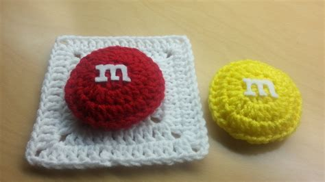 how to m crochet how to crochet m m candy granny square tutorial