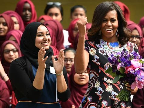 michelle obama in london michelle obama s patronising london visit deserves a