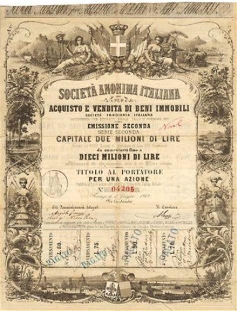 popolare commercio e industria firenze toscana portafoglio storico