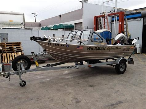 used aluminum fishing boats for sale in california 2004 klamath 15 adw aluminum fishing boat powerboat for