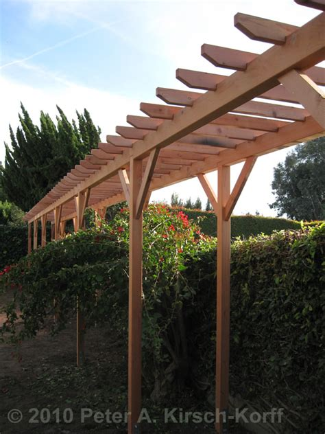 Bougainvillea Trellis Ideas West Los Angeles Wooden Grape Arbor Perfect For Homes In