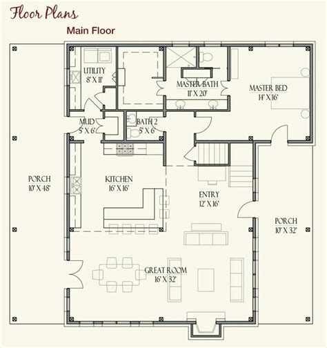 farmhouse floorplans farm home floor plans best ideas about small farmhouse