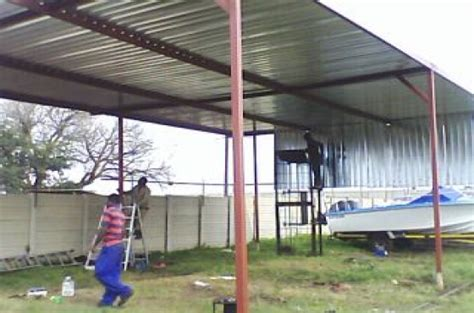 Carport For Sale At Low Prices Steel Carport Structures Designs Witbank 0782901702