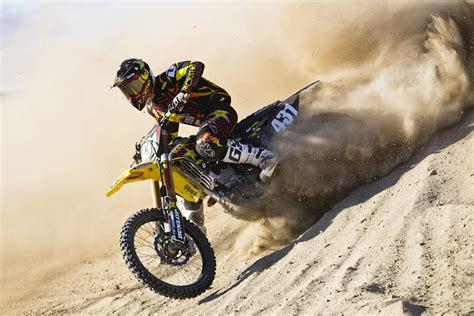 motocross bike race rockstar energy racing goes beyond the finish line