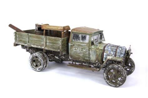 Miniart 35134 Gaz Mm Mod 1943 miniart 35134 gaz mm mod 1943 cargo truck