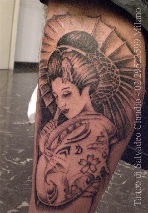 tattoo geisha braccio uomo pin tatuaggi geisha orientale foto geishe tattoo pic 17 on