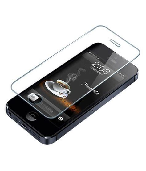 Temperd Glass Kibgkong Original For Iphone 5s apple iphone 5 5s 5g tempered glass screen guard by uni mobile care buy apple iphone 5 5s 5g