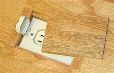 parkett outlet floor outlet cover for use in wood floors ideas