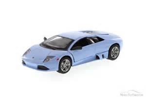 Lamborghini Diecast Models Lamborghini Murcielago Light Blue Maisto 34292 1 24