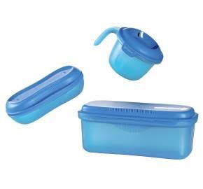 Mini Mini Dr Tupperware by Tupperware Microwave Makers Set Includes Microwave