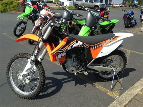 Ktm 250 Dirt Bike For Sale 2012 Ktm 250 Sx F Dirt Bike For Sale On 2040 Motos