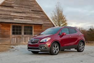 Buick Envore 2013 Buick Encore Reviews And Rating Motor Trend