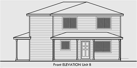 corner lot duplex plans duplex house plans corner lot duplex house plans d 561
