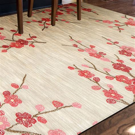 Cherry Blossom Area Rug Cherry Blossom Rug Laylagrayce Customerfave Rug Customer Favorites Pinterest Cherry