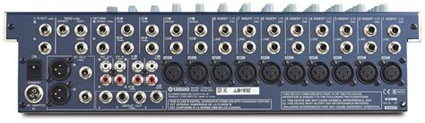 Mixer 16 Channel Yamaha Mg16 yamaha mg16 6fx