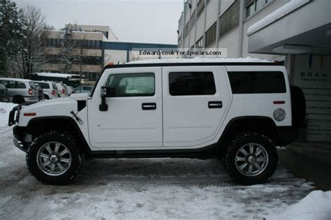 2008 hummer h2 6 2v8 7 seater ssd pdc new service