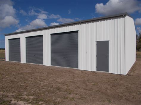 Colorbond Shed just built colorbond shed welcome creek