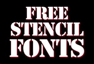 Top Home Interior Designers by 17 Best Free Stencil Fonts For Designers Tinydesignr