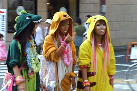 Japanese Fashion Subcultures 10 japanese fashions and subcultures listverse