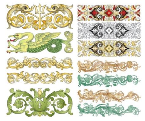 classic china patterns classical pattern vector pattern free
