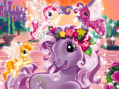 my little pony cartoons