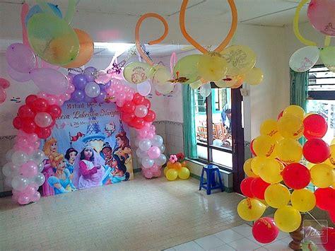 Tenda Ultah Anak balon dekorasi ultah murah jakarta tangerang bekasi