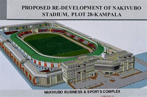 Country House Plan new nakivubo master plan revealed chimpreports