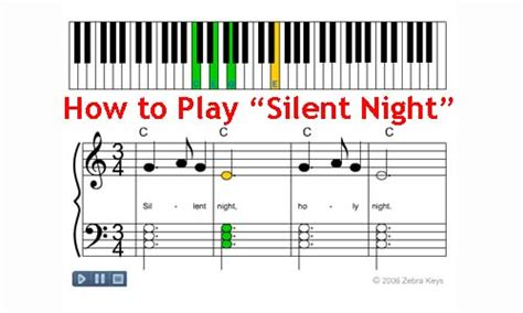 piano piano chords to silent piano chords to