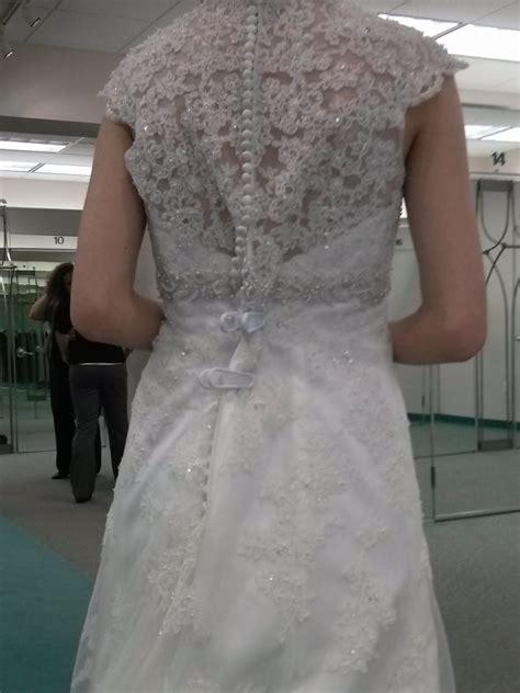Vintage style dress opinions needed please =]!   Weddingbee